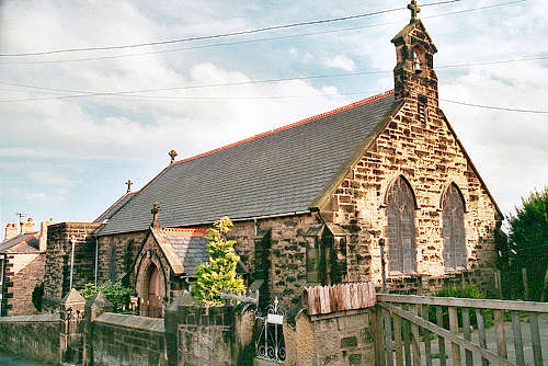 Brynteg Church